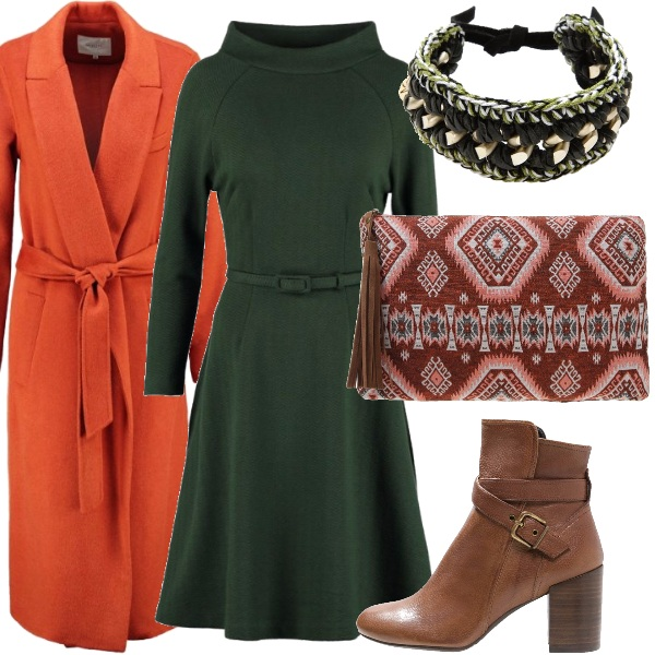 Outfit Vestitino morbido