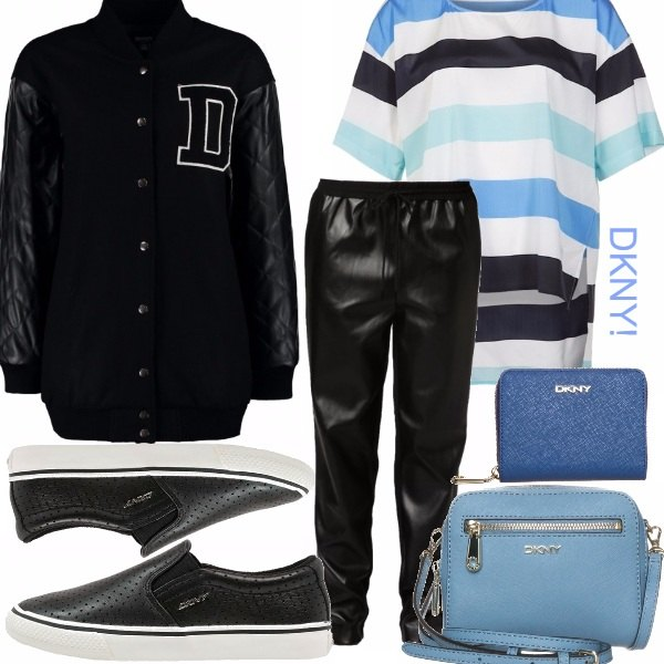 Outfit DKNY
