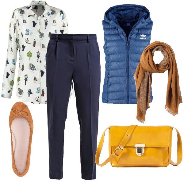 Outfit Fresco autunno