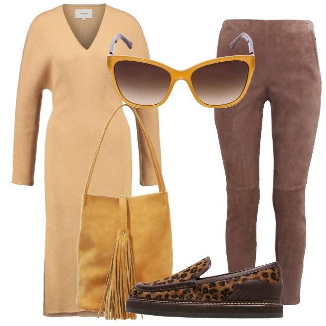 Outfit Il capo consigliato: la tunica
