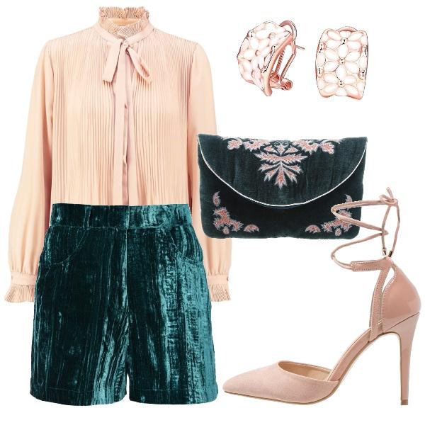 Outfit Un look sofisticato
