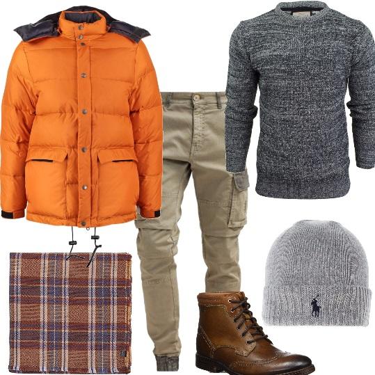 Outfit Pronti per la neve