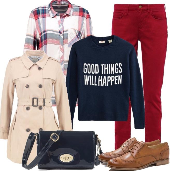 Outfit Pensieri positivi