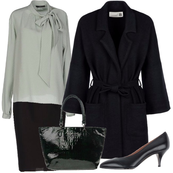 Outfit Chic a lavoro