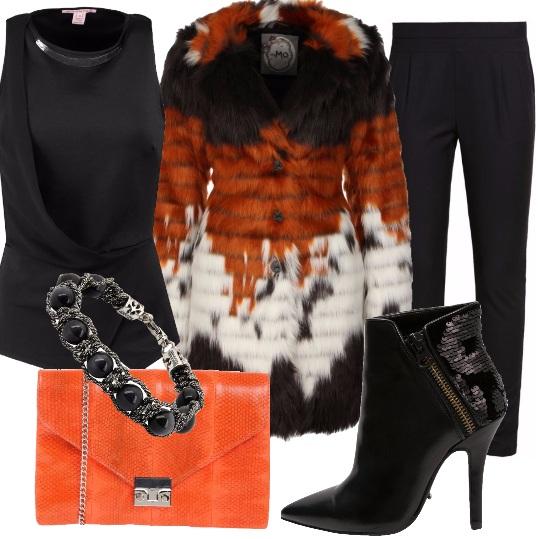 Outfit Intrigante ed elegante