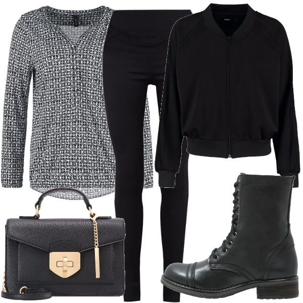 Outfit Un look basico