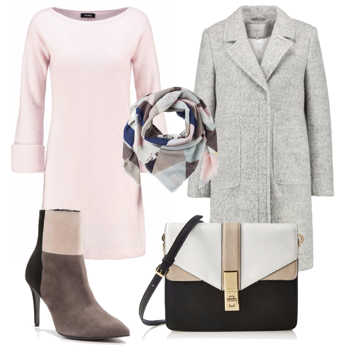 Outfit Inverno raffinato