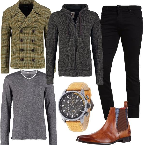 Outfit La variante dell'autunno