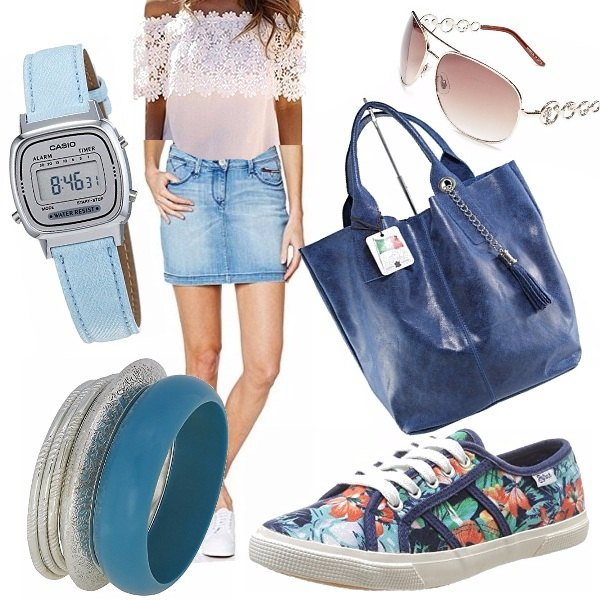 Outfit Easy summer