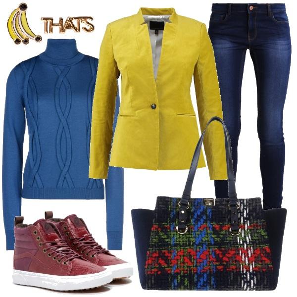 Outfit Basico colorato