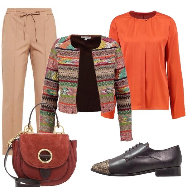 Outfit Arancia