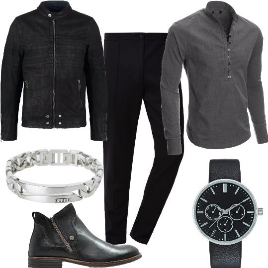 Outfit Nero per scelta