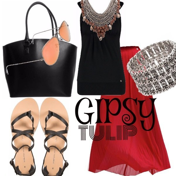 Outfit GIPSY TULIP