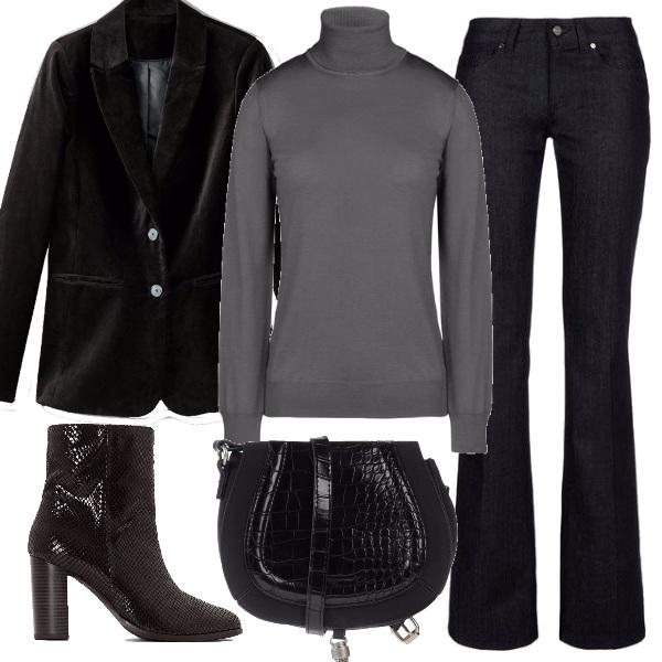 Outfit Un poliziesco anni '80