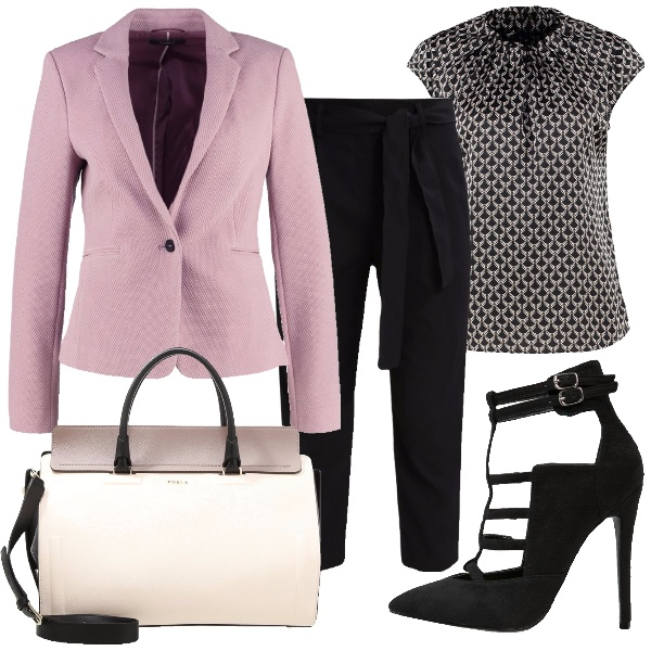 Outfit Old pink