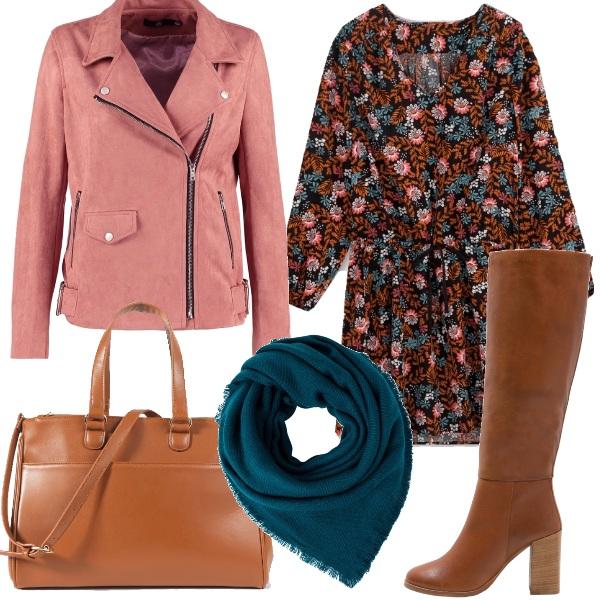 Outfit Fantasia floreale