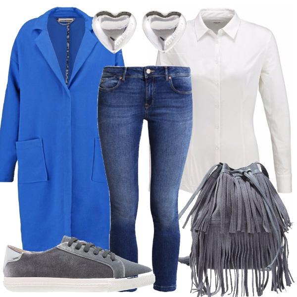 Outfit Colori freddi