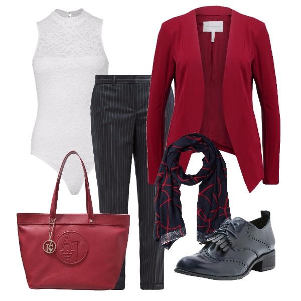 Outfit Classico femminile