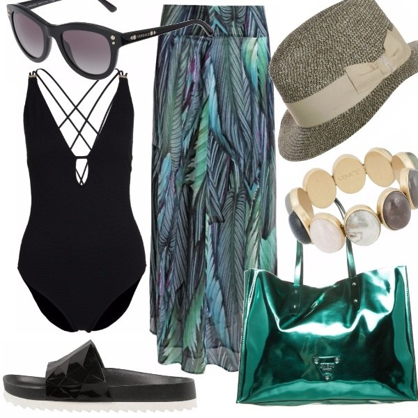 Outfit Emerald beach