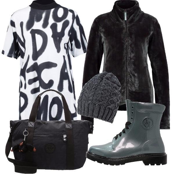 Outfit Voglia di morbidezza