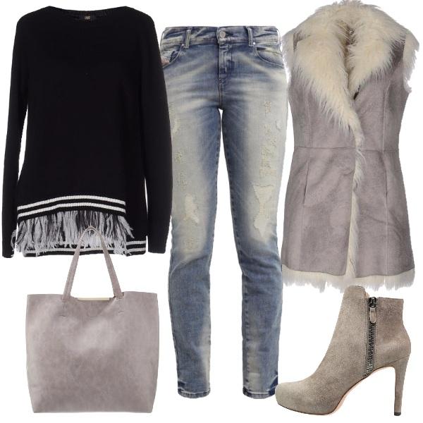 Outfit Domenica pomeriggio