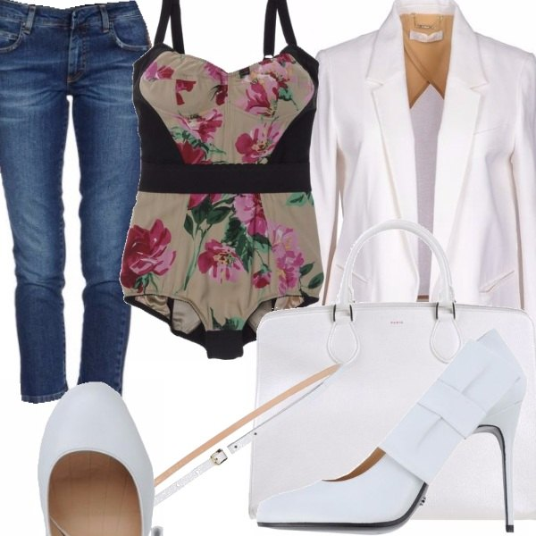 Outfit Bring me a little flower