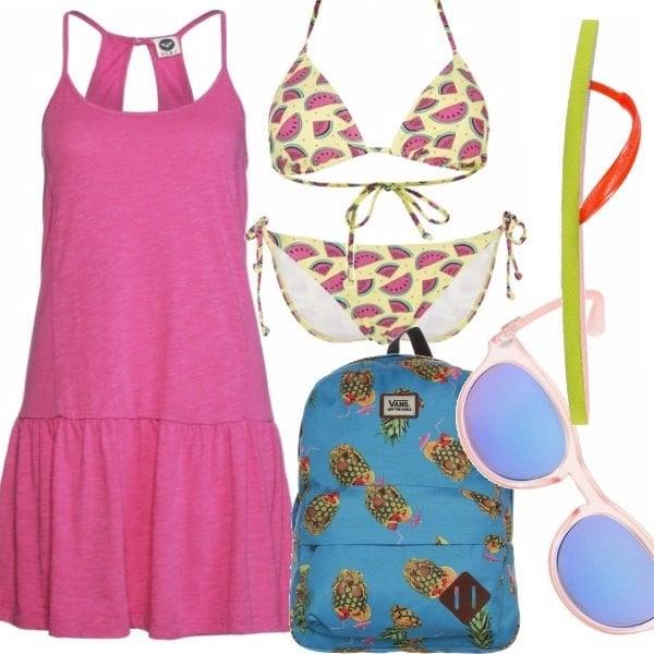 Outfit Tutti frutti