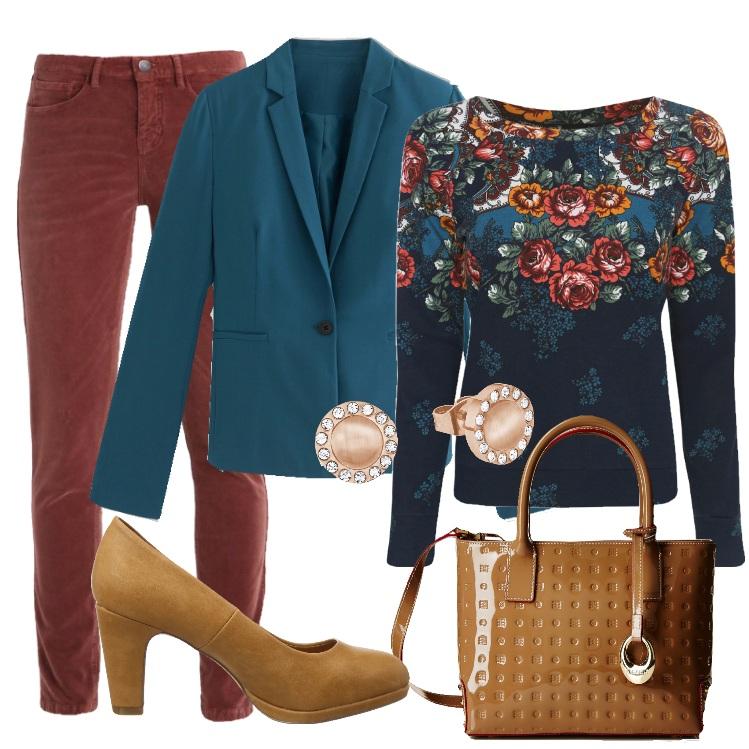 Outfit I colori dell'autunno