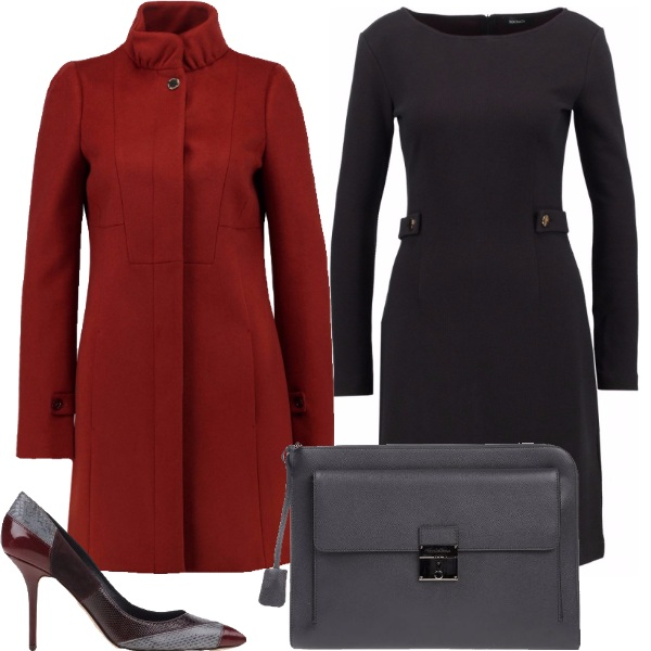 Outfit Elegante dal buongiorno
