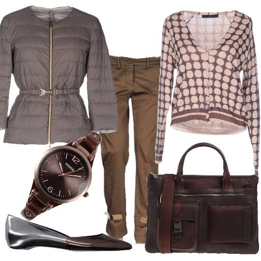 Outfit Caldo autunno