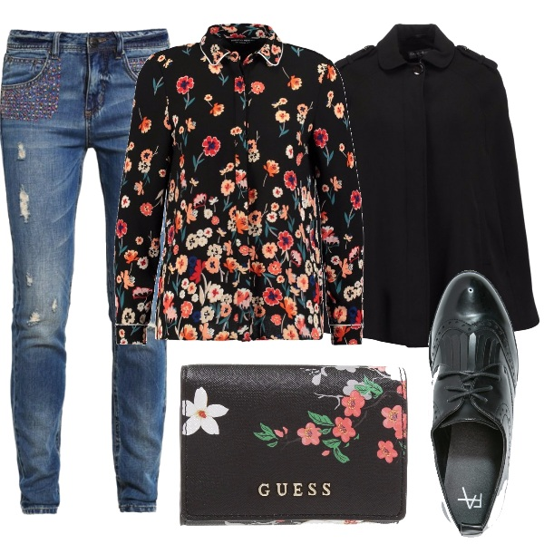 Outfit Fiori d'autunno