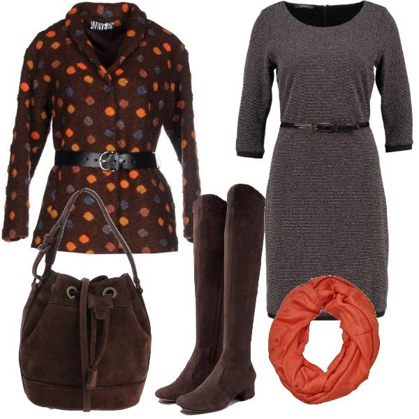 Outfit Caffé e cioccolato