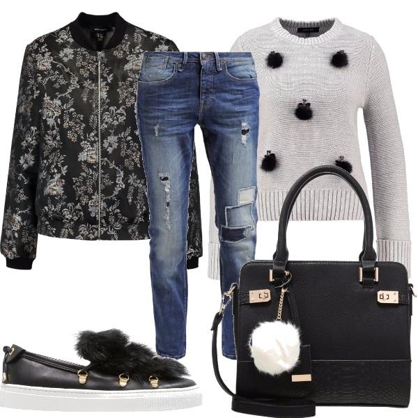 Outfit Particolari simpatici
