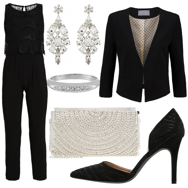 Outfit Jumpsuit chic