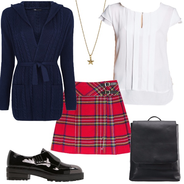 Outfit College style