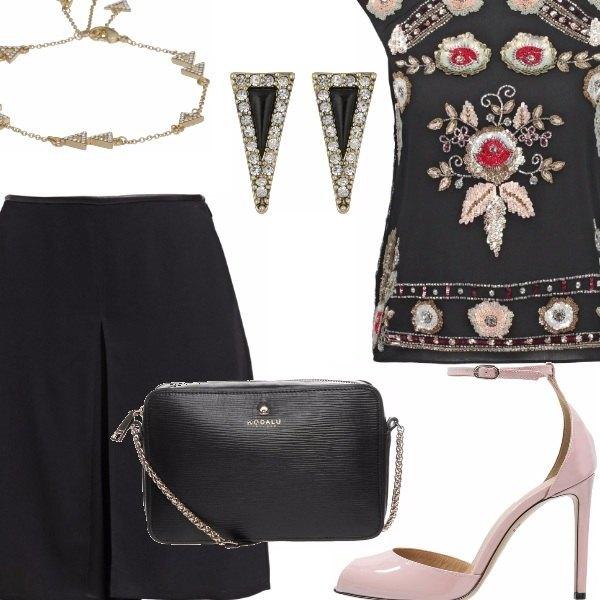 Outfit Il fascino del nero