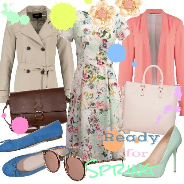 Outfit Ready for Spring