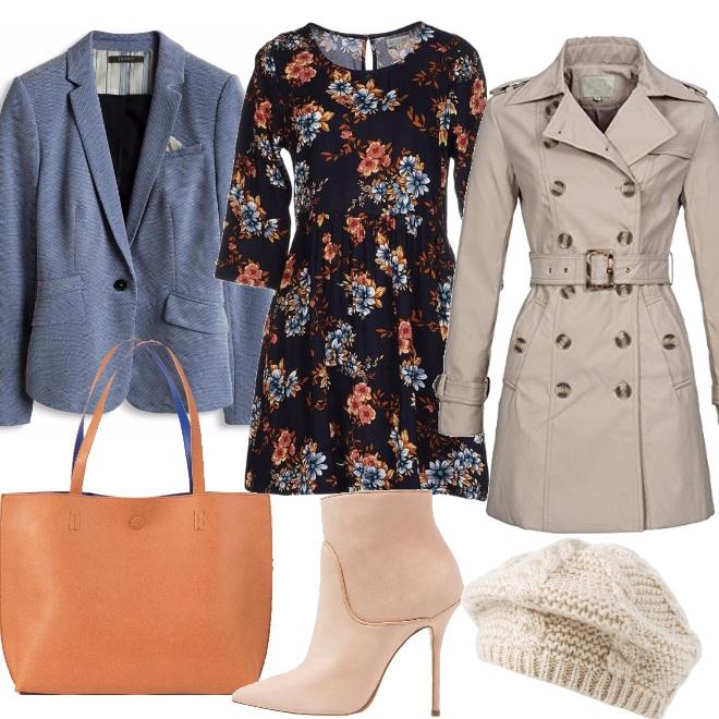 Outfit Lunedì colorato