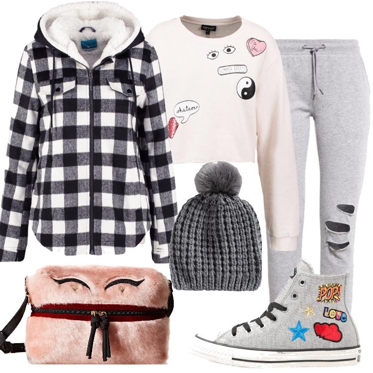 Outfit Un pomeriggio allegro
