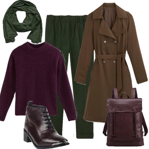 Outfit Tutti i colori dell'autunno