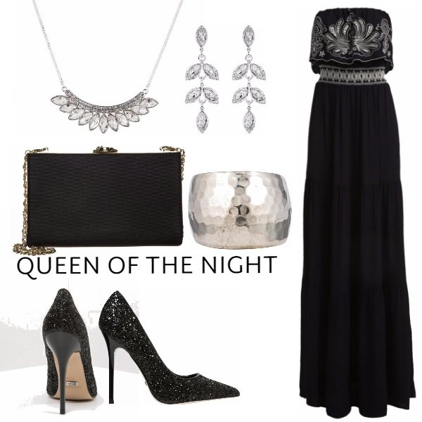 Outfit NIGHT QUEEN