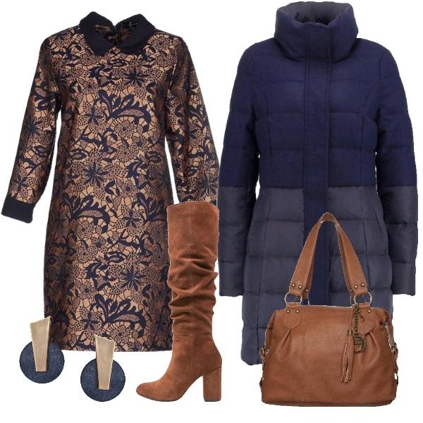 Outfit Un giro in città d'inverno