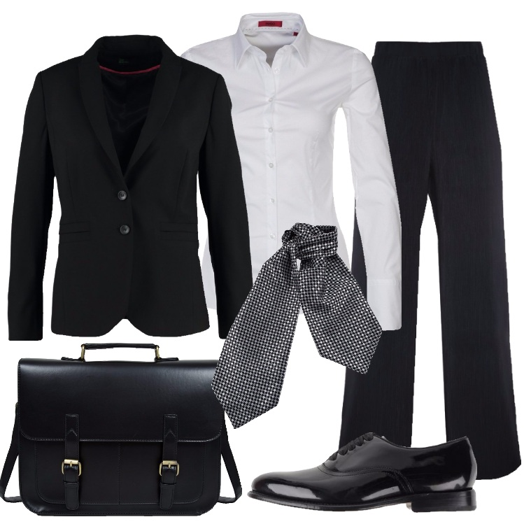 Outfit Top manager