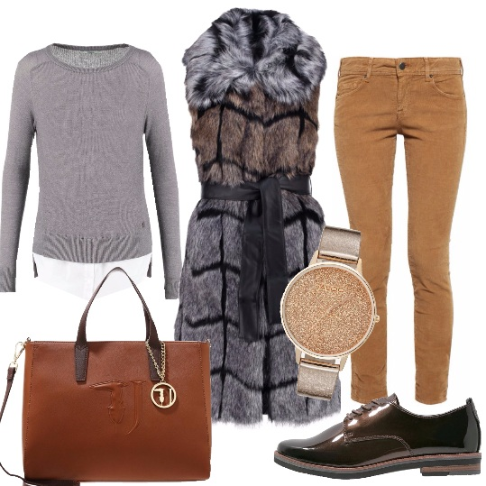 Outfit Brr che freddo