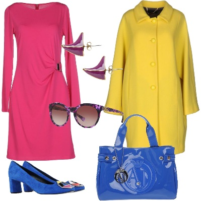 Outfit Spruzzi di colore