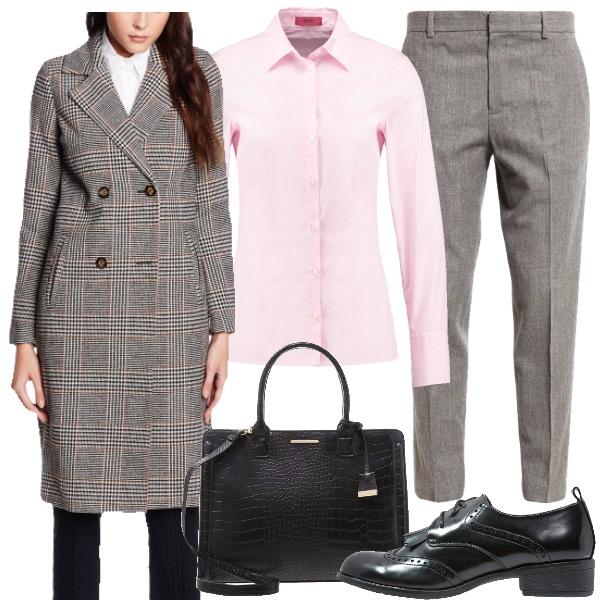 Look da ufficio outfit donna trendy per scuola universit for Outfit ufficio 2018