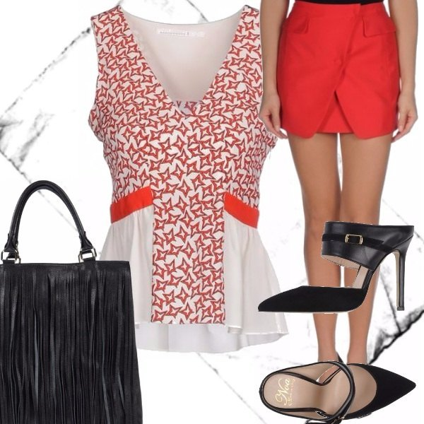 Outfit Pomeriggio in citta'