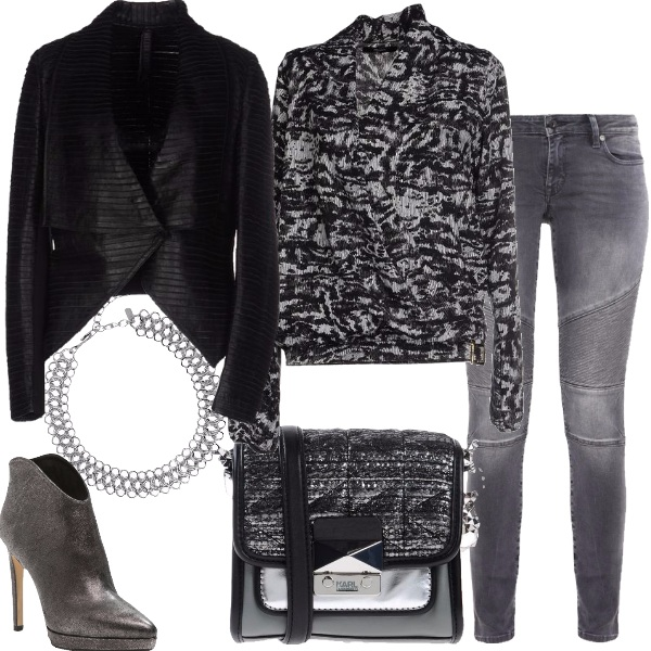 Outfit Stile deciso