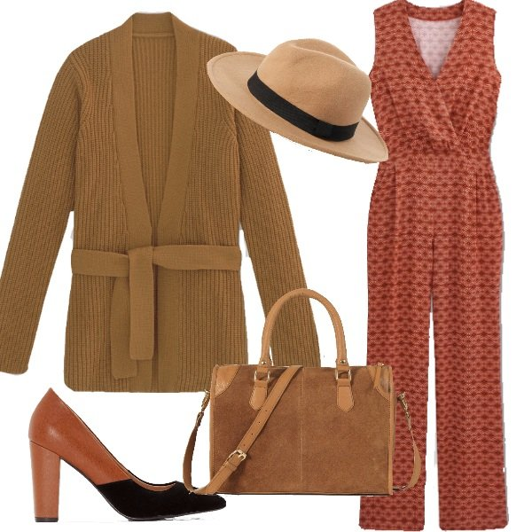 Outfit Un po' all'inglese