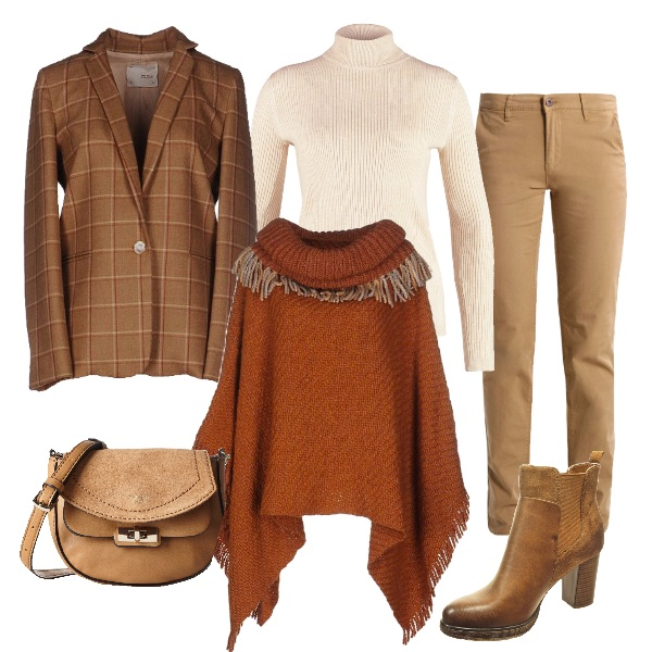 Outfit Un bel giorno in stile inglese